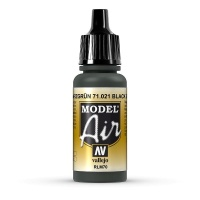 Model Air 71.021 Black Green RLM70