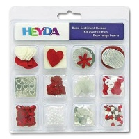 Decoration Assortment Hearts