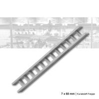 Kunststoff-Treppe 7 x 60 mm