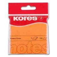 Sticky Notes Kores neon orange