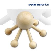 Massagespinne aus Holz