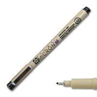 Pigma Micron Fineliner 08, black, 0,5 mm