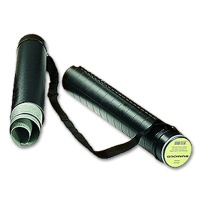 Transport Tube, Black, 62 - 105 cm
