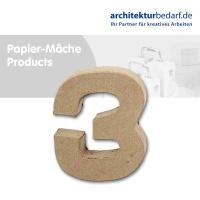 Buchstabe Papier-Mâché - 3