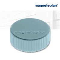 magnetoplan Discofix Rundmagnete magnum, blau
