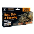 Model Color: Staining, Rust & Streaking (8)