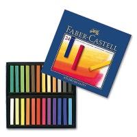 Soft Pastel Crayons - Creative Studio, 24 pcs.