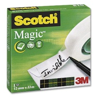 Scotch Magic Tape 810 invisible
