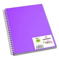 Sketch Book Canson Notes, violet A5