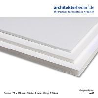 Graphic-Board 70x100 cm, Stärke 2mm