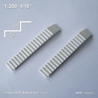 Treppe 14/35 Breite 6,0 mm