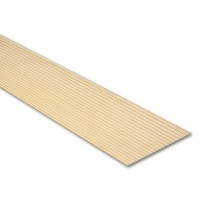 Board with Grooves, Obeche, 4 mm Groove Distance