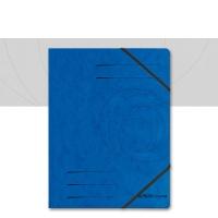 Eckspanner Colorspan A4 blau