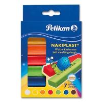 Pelikan Nakiplast, 196/7, assorted color, 125 g