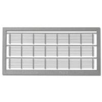 Railings 1:100, Type 3, light grey