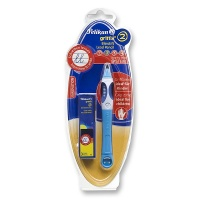 Pelikan Griffix 2 Bleistift mit 3 Ersatzminen