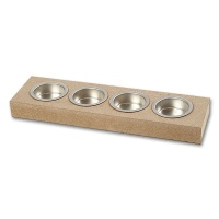 Tealight Holder, made from MDF