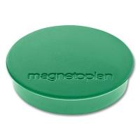 magnetoplan Discofix Rundmagnete standard, grün