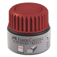 Refill GRIP Flipchart 1538 red