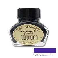 Drawing Ink 30 ml violet