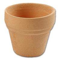 Flower Pot, ca. 3,4 x 3,2 cm
