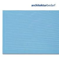Rasterplatte Linienraster 1,0 mm