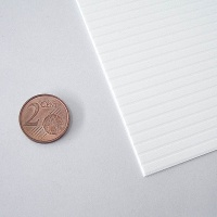 V-Grooves Novelty Siding, Grid 3,8 mm
