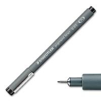 Pigment Liner 308 - black 0,05 mm