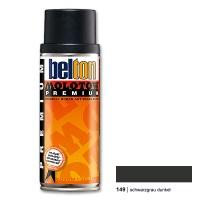 Molotow Premium 261 black grey dark