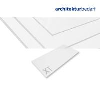 Acrylglas XT - 245 x 495 x 1,0 mm