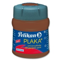 PLAKA Color 55 brown