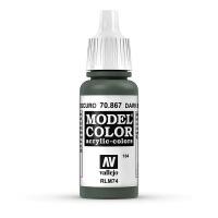 Model Color 70.867 Graublau Dunkel - RLM74