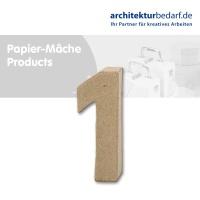 Buchstabe Papier-Mâché - 1