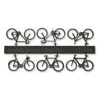 Bicycles, 1:100, darkgrey