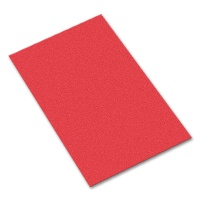 Sponge Rubber Light Red