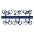 Bicycles, 1:100, darkblue