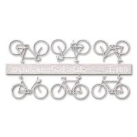 Bicycles, 1:100, white