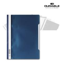 Durable A4 Sichthefter 2573 - dunkelblau