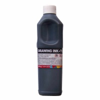 Drawing Ink, black, 1 Liters