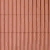 Trapezoidal Sheet 100 x 200 mm red brown