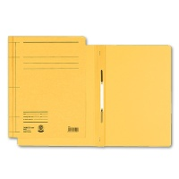 Leitz Loose-Leaf Binders Rapid A4 yellow