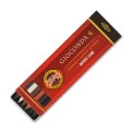 Koh-I-Noor 6 Chalk Leads, assorted colors