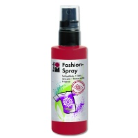 Textile Spray Paint Fashion-Spray 232 red