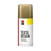 Marabu TextilDesign metallic-gold