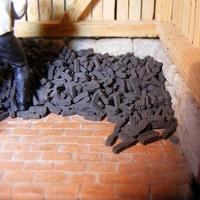Briquettes Union, 75g black