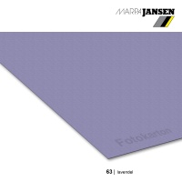 Fotokarton 300g/m² A3 - 63 lavendel