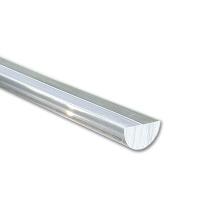 Acrylic Glass XT Semicircular Profile Rod ø 4,0 mm