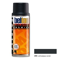 Molotow Premium 258 anthracite grey dark