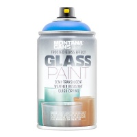 Montana Glass Paint Frosted Bay Blue