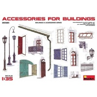 Accessories for Houses, Scale 1:35